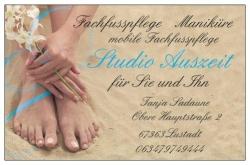 Studio Auszeit Fußpflege