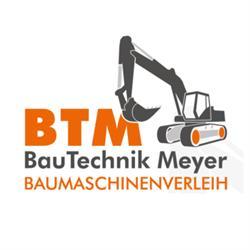 BTM BauTechnik Meyer Baumaschinenverleih