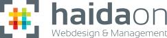 HAIDAon - Webdesign