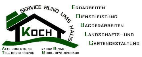 Koch Garten- und Landschaftsbau