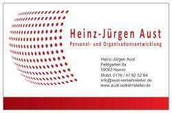 Heinz-Jürgen Aust, Personal- und Organisationsentwicklung