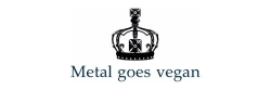 Metal goes vegan - der Onlineshop