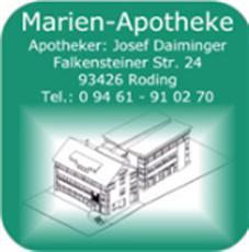 Stadtapotheke Rötz, Zweigniederlassung der Marien-Apotheke Josef Daiminger e.K
