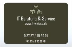 IT Beratung & Service - Weiße