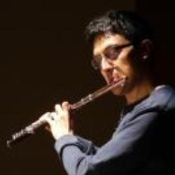 Dante Montoya Flötist und Musikpädagoge