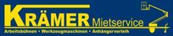 Arbeitsbühnenvermietung Krämer Mietservice