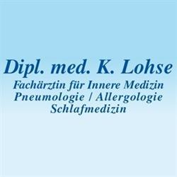 Dipl.-Med. Kathrin Lohse Fachärztin für Innere Medizin