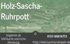 Holz-Sascha-Ruhrpott Brennstoffhandel
