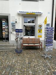 Toto-Lotto, Tabakwaren & Zeitschriften Wiesler