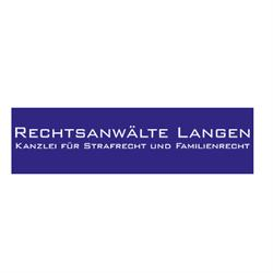 Rechtsanwälte Langen - Fachanwälte für Strafrecht und Familienrecht Bonn