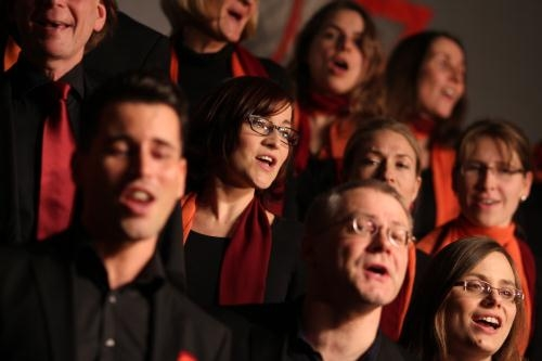 Spiritual & Gospel Singers Dresden