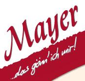 Bäckerei & Konditorei Mayer