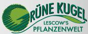 Grüne Kugel Lescows Pflanzenwelt
