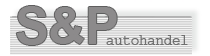 S & P Autohandel Agentur