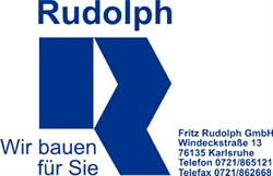 Rudolph Fritz GmbH Bauunternehmen - Hochbau Tiefbau Stahlbetonbau