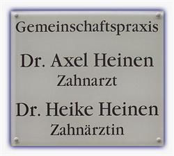 Dr. med. dent. Axel Heinen