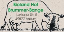 Bioland Hof Brummer-Bange - Detert Brummer-Bange GbR