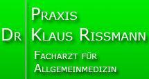 DR. MED. KLAUS RISSMANN