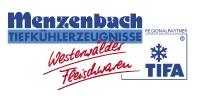 Menzenbach Tiefkühlkost Fleischwaren Metzgerei