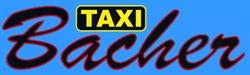 Taxi + Kurierdienst Bacher Krankenfahrten