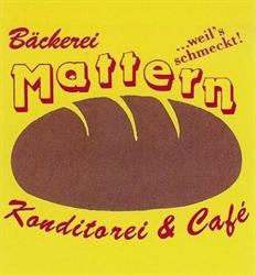Bäckerei Konditorei und Cafe Mattern