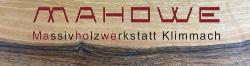 Mahowe Bau - Möbelschreinerei Franz Huber