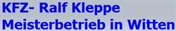 Kleppe Ralf Repar.werkstatt