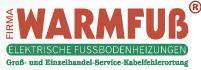 Warmfuß Spezialbetrieb für elektrische Flächenheizungen GmbH