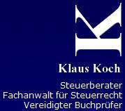 Koch Klaus Rechtsanwalt Steuerberat.