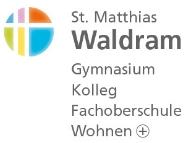 St. Matthias Waldram: Gymnasium, Fachoberschule und Kolleg