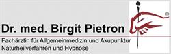 Dr.med. Birgit Pietron Fachärztin für Allgemeinmedizin