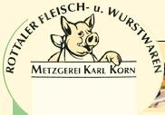 Metzgerei Karl Korn