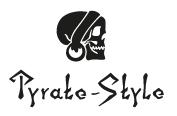 Pyrate Style Lederdesign