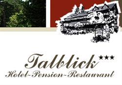 Hotel-Pension-Restaurant Talblick