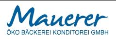 Öko Bäckerei Konditorei Mauerer GmbH
