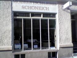 Tischlerei Schöneich - Möbelrestaurierung/Reparatur - Verkauf v. Antiquitäten
