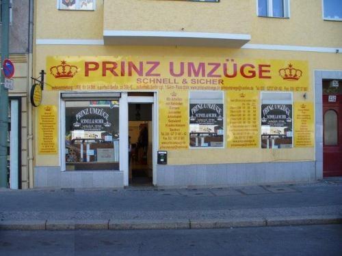 Prinz Umzüge