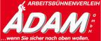 Adam GmbH, Arbeitsbühnen und Stapler
