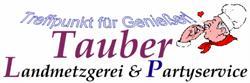 Metzgerei Tauber KG