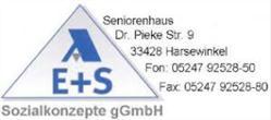 E + S Sozialkonzepte GmbH