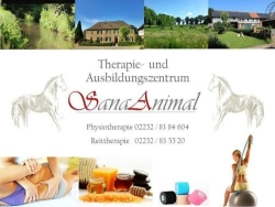 Ausbildung Reittherapie SanaAnimal