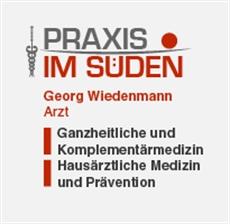 Georg Wiedenmann Facharzt für Allgemeinmedizin