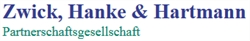 Zwick, Hanke & Hartmann PartG, Wirtschaftsprüfer, Steuerberater, Rechtsanwalt