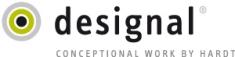 designal . conceptional work by hardt