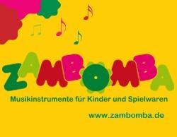 ZAMBOMBA Musikinstrumente für Kinder und Spielwaren