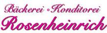 Bäckerei und Konditorei Rosenheinrich