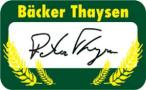 Bäcker Thaysen