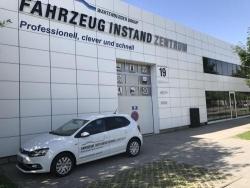 Fahrzeug-Instandsetzungszentrum München