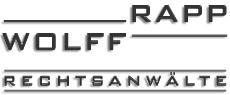 Wolff   Rapp Rechtsanwälte