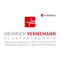 Heinrich Vennemann Elektrotechnik